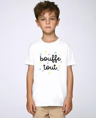 T-Shirt enfant Bouffe tout