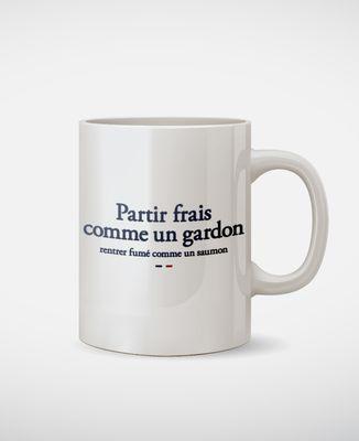 Mug Partir frais