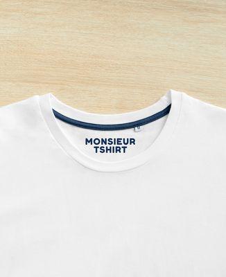 T-Shirt homme Basket (Brodé)