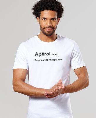 T-Shirt homme Apéroi