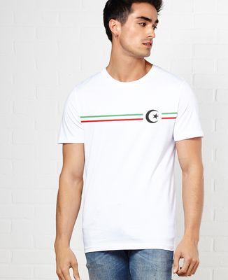 T-Shirt homme Supporter Algérie