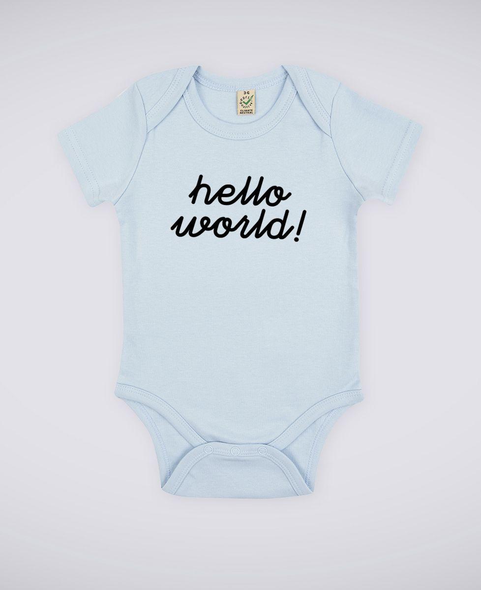 Body Hello World