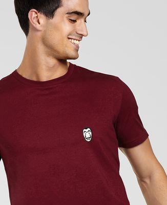 T-Shirt homme Masque Salvador (brodé)