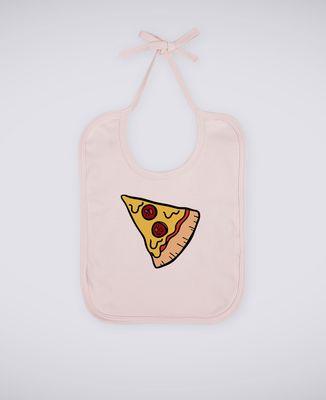 Bavoir Pizza Duo
