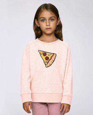Sweatshirt enfant Pizza Duo