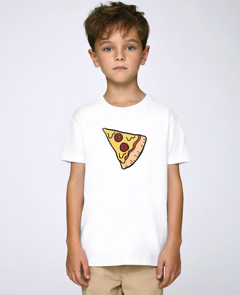 T-Shirt enfant Pizza Duo
