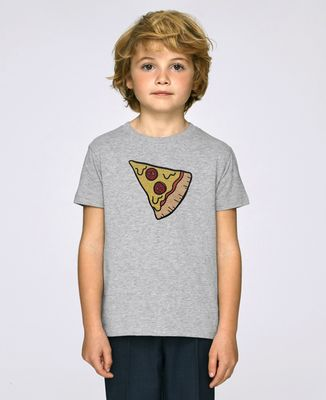 T-Shirt enfant Pizza Duo