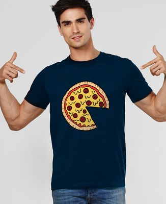 T-Shirt homme Pizza Duo