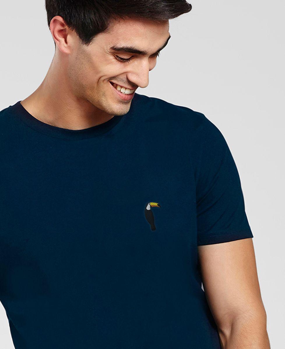T-Shirt homme Toucan (brodé)