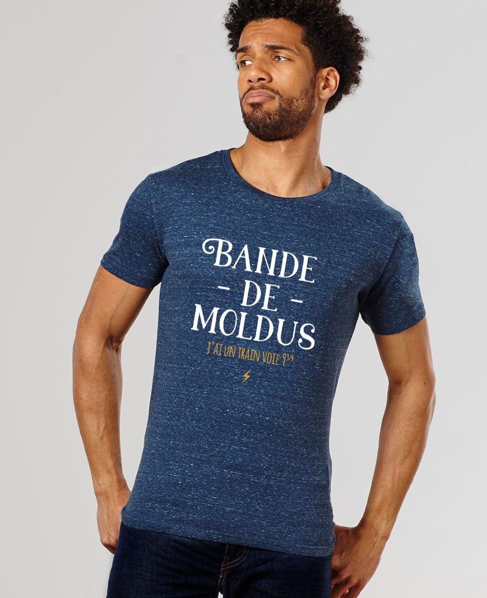T-Shirt homme Bande de moldus