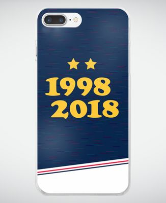 Coque smartphone Supporter France