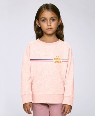 Sweatshirt enfant Supporter France