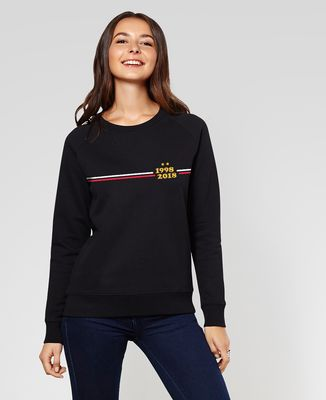 Sweatshirt femme Supporter France