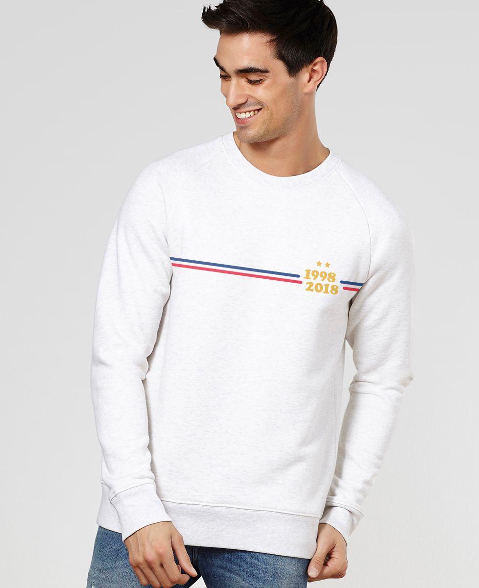 Sweatshirt homme Supporter France