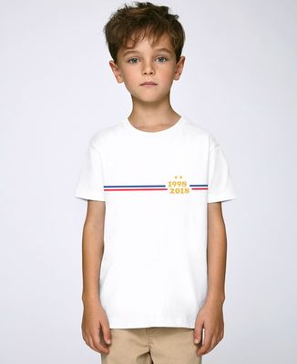 T-Shirt enfant Supporter France