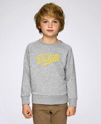 Sweatshirt enfant Vedette
