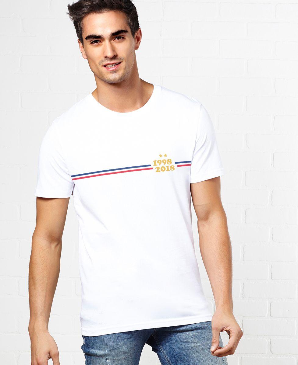 T-Shirt homme Supporter France
