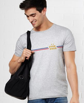 T-Shirt homme Supporter France