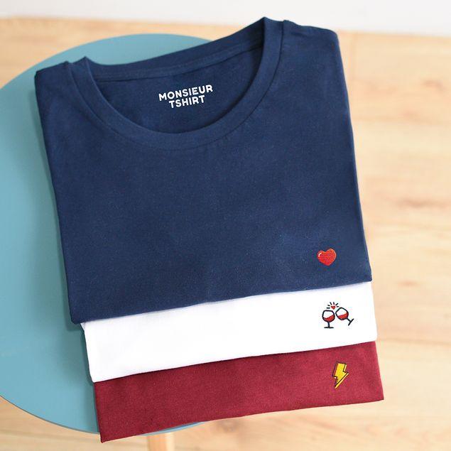 T-shirts Brodés