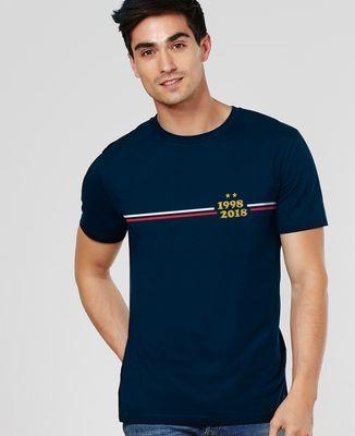 Tee Shirt Homme À Messages