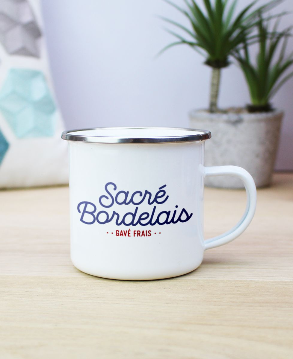 Mug Sacré bordelais