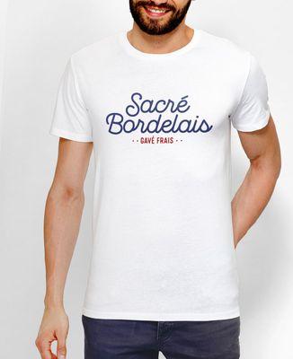 T-Shirt homme Sacré bordelais