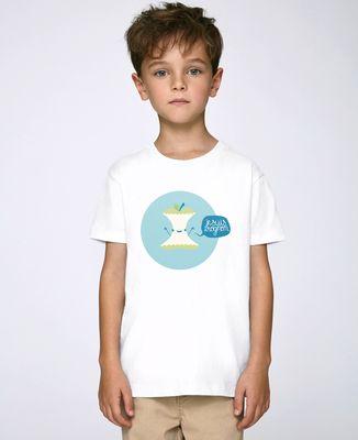 T-Shirt enfant Je suis trognon