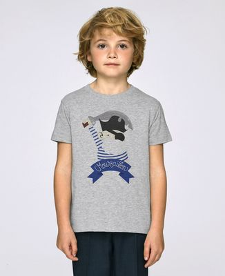 T-Shirt enfant Moussaillon illustré