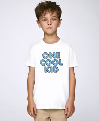 T-Shirt enfant One cool kid