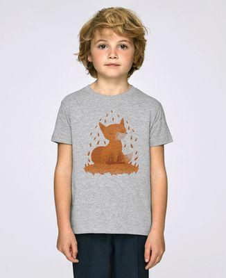T-Shirt enfant Renard
