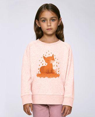 Sweatshirt enfant Renard