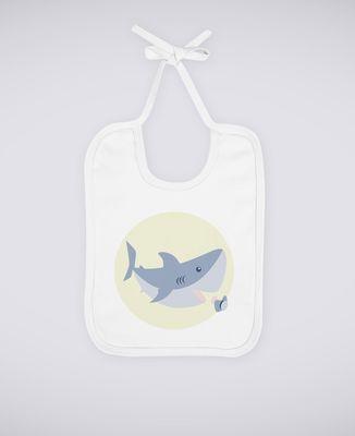Bavoir Requin