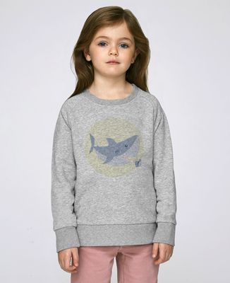 Sweatshirt enfant Requin