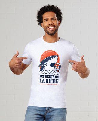 T-Shirt homme Les Dents de la Bière