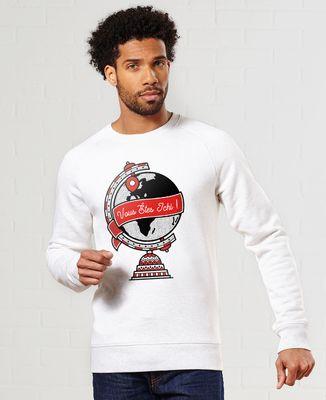 Sweatshirt homme Vous êtes ichi - Monsieur Tshirt x LeGallodrome