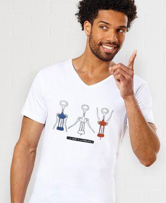 T-Shirt homme Le sport à la française