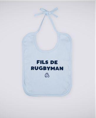 Bavoir Fils de rugbyman