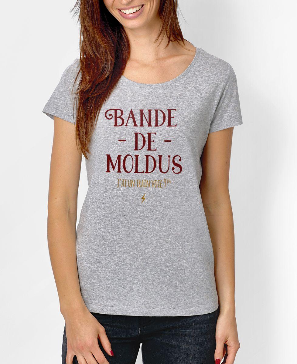 magasiner pour véritable profiter de prix bas ordre T-shirt Bande de Moldus | Madame TSHIRT | Idée cadeau
