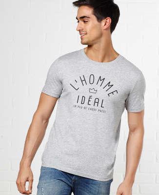 bace97d6243f T-Shirt homme L homme idéal