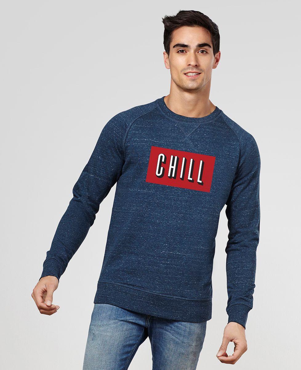 Sweatshirt homme Chill