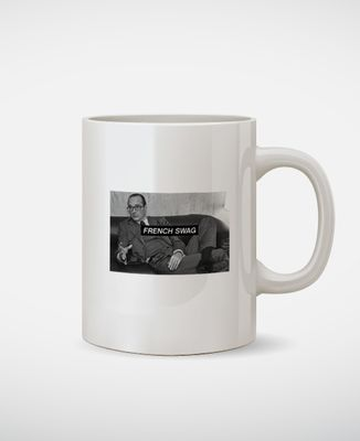 Mug French Swag Chirac