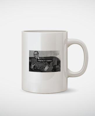 Mug French Swag Chirac
