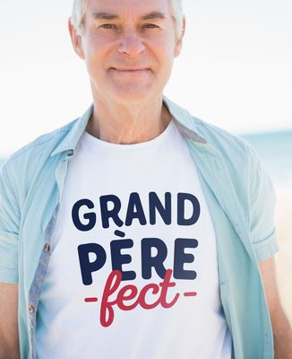 T-Shirt homme Grand pèrefect