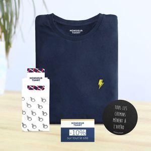 T-Shirt Box Août 2019