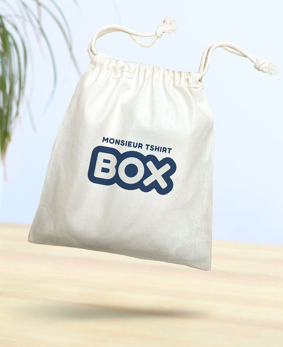 Monsieur TSHIRT Box