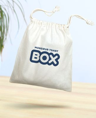 Emballage Monsieur TSHIRT Box