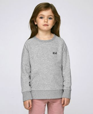 Sweatshirt enfant Kid (brodé)