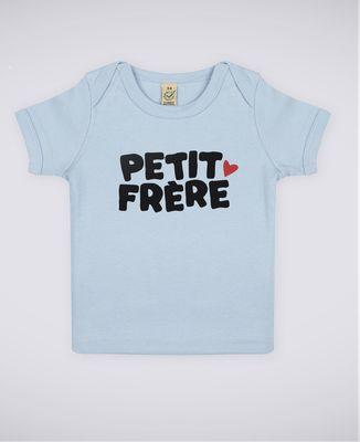 T-Shirt bébé Petit frère