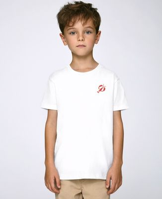 T-Shirt enfant Homard (brodé)