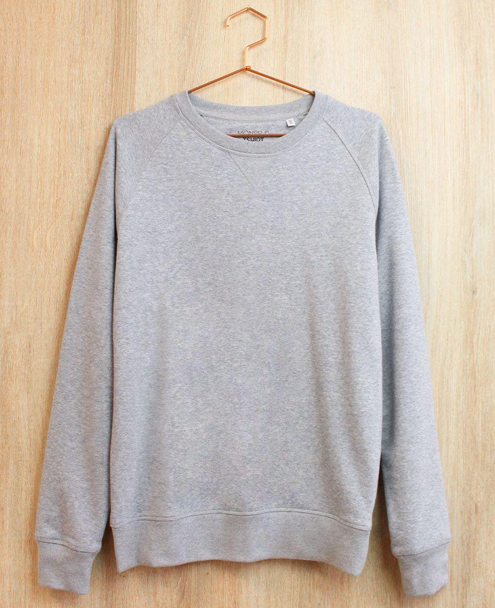 Sweatshirt homme Papa personnalisé (édition limitée)